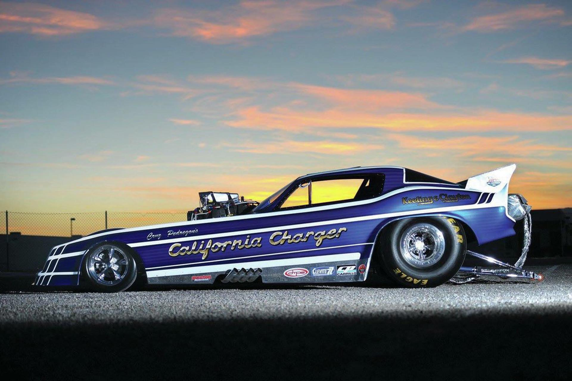 2012 Pontiac Firebird Race Car