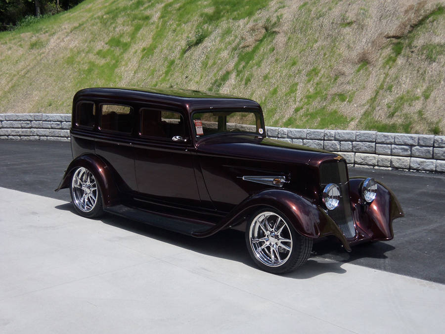 1933 Dodge  Sedan Four-Door