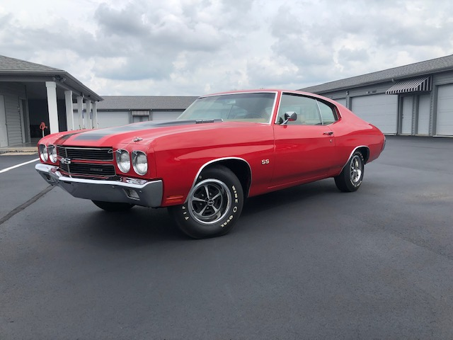 1970 Chevrolet  Chevelle SS Two-Door Hardtop