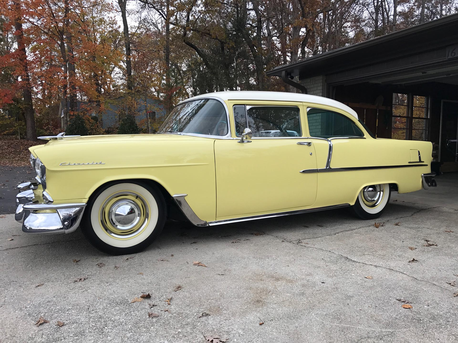 1955 Chevrolet   Two-Door Sedan