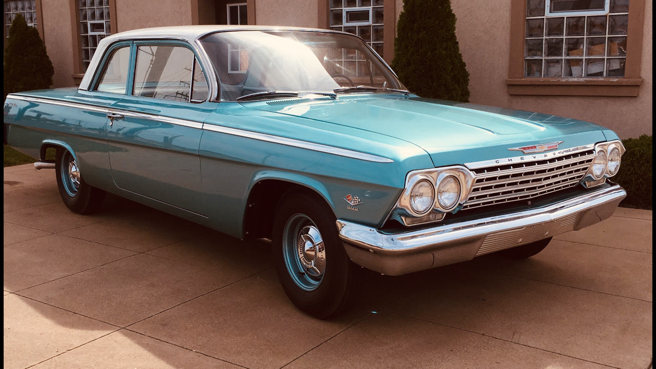 1962 Chevrolet  Bel Air Two-Door