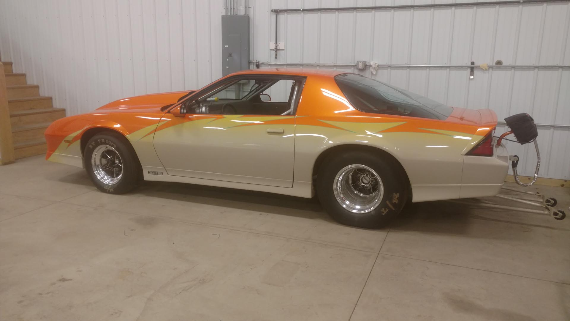 1988 Chevrolet  Camaro Coupe