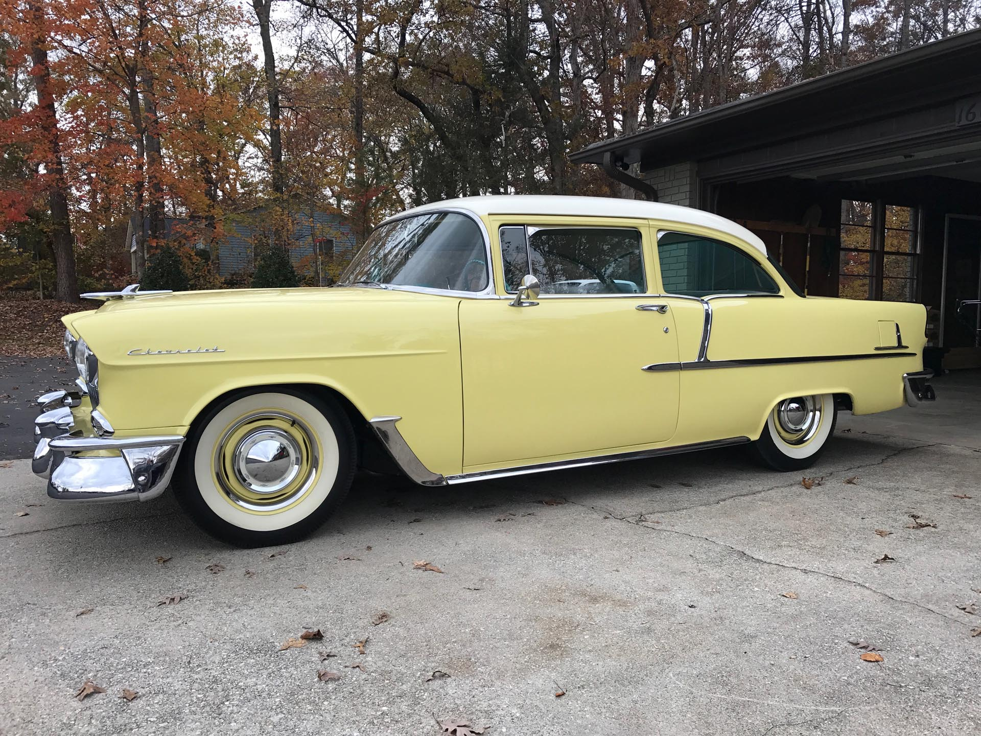 1957 Chevrolet  210 Two-Door Sedan