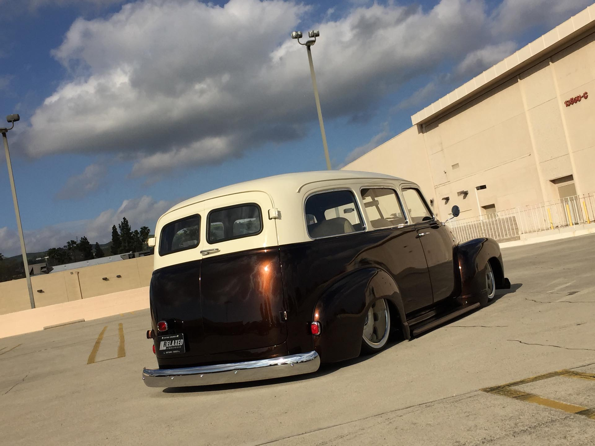 1948 Chevrolet  Suburban Carry-All