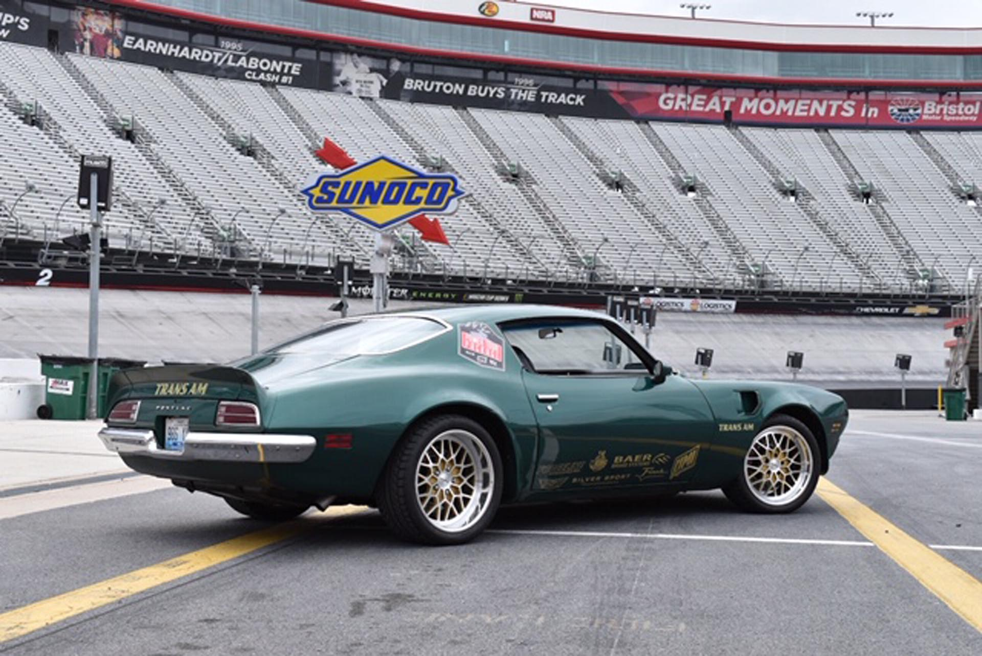 1972 Pontiac Firebird Trans Am Coupe