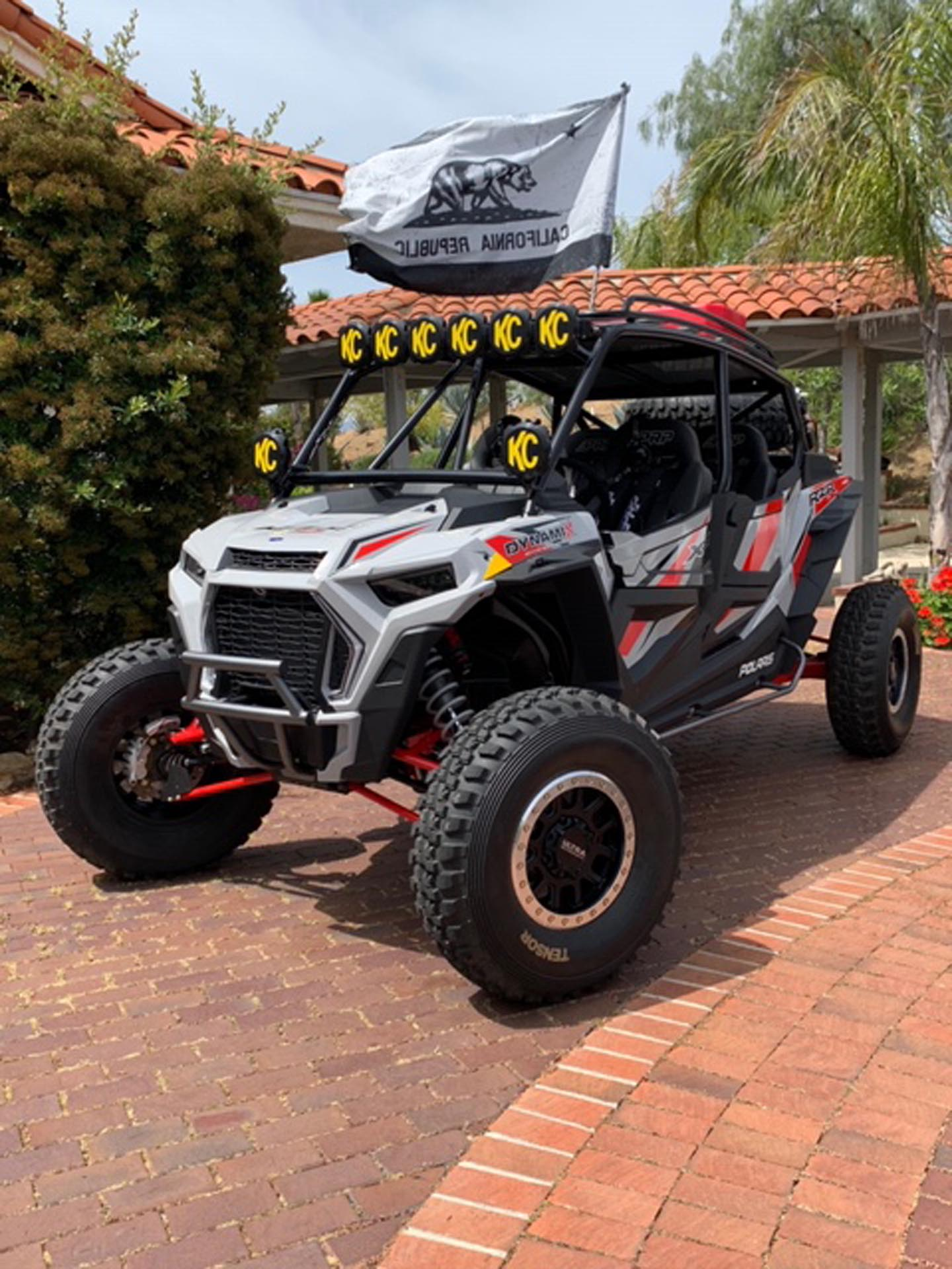 2019 Polaris RZR Turbo EPS UTV