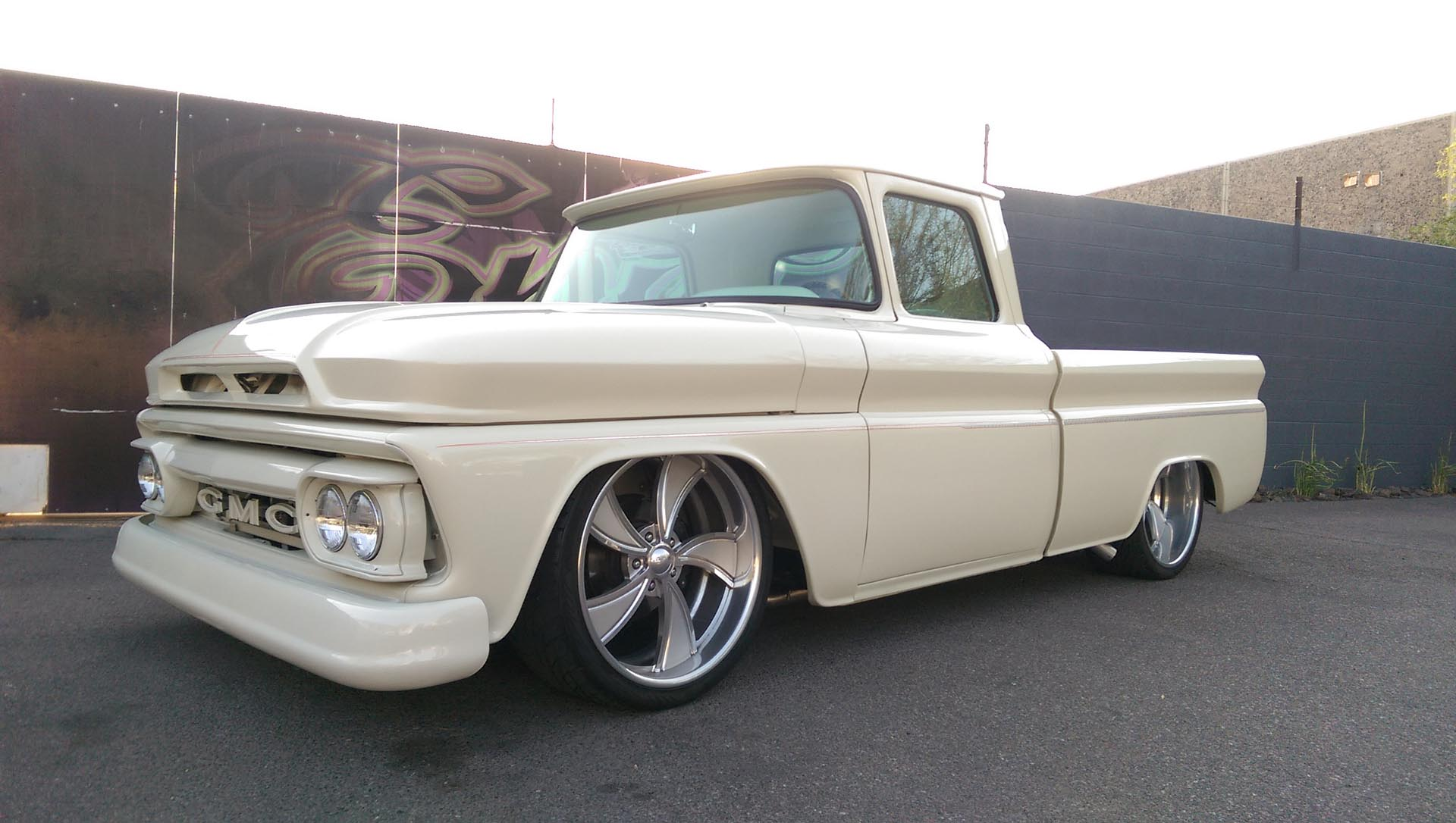 1962 GMC Fleetside Pickup