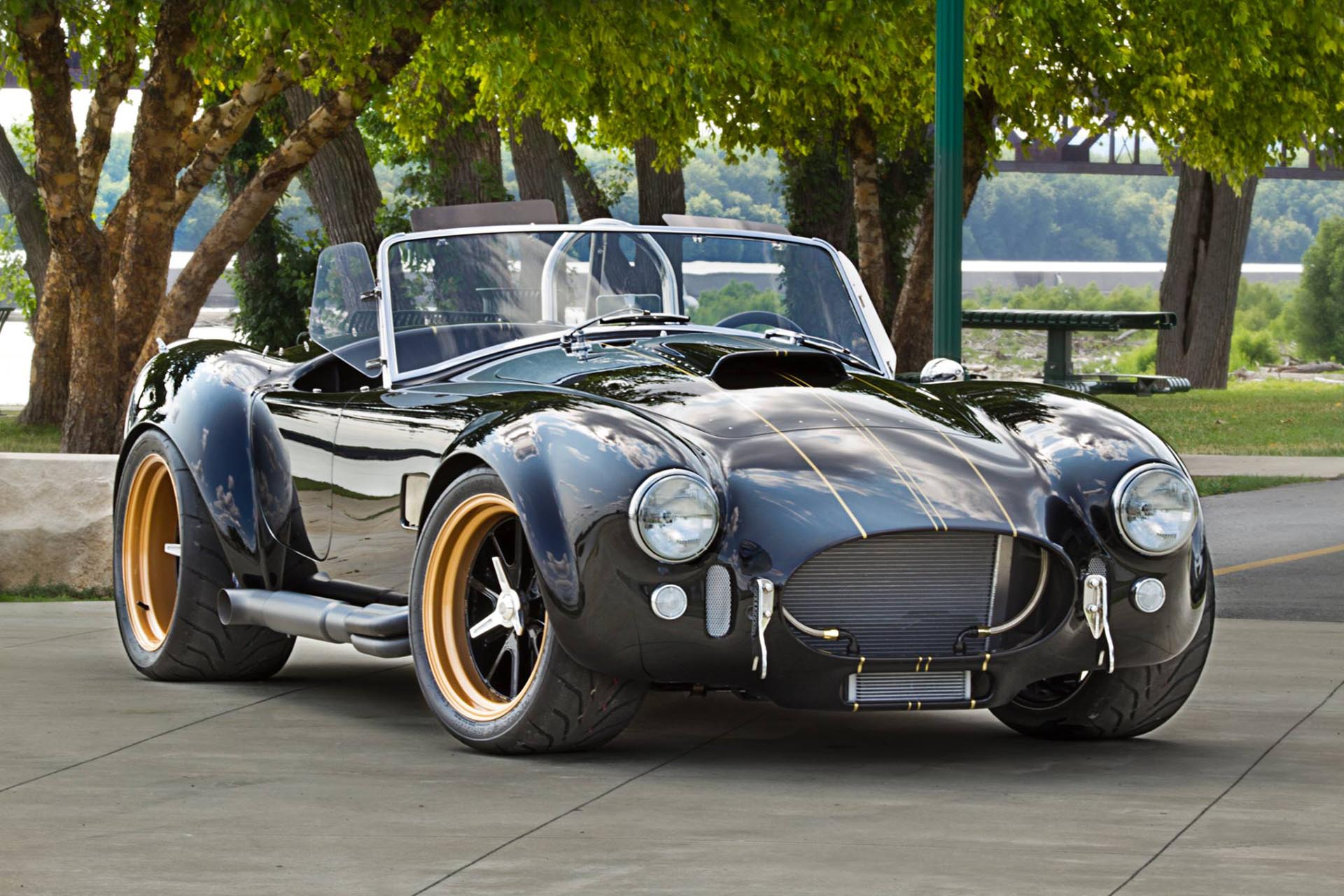1965 Superformance Cobra MK III Convertible