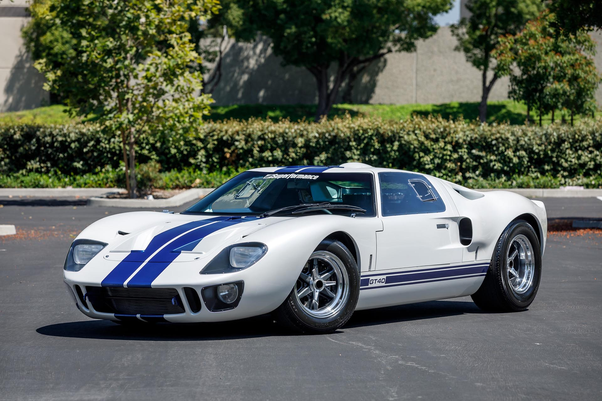 1965 Superformance GT40 MK I