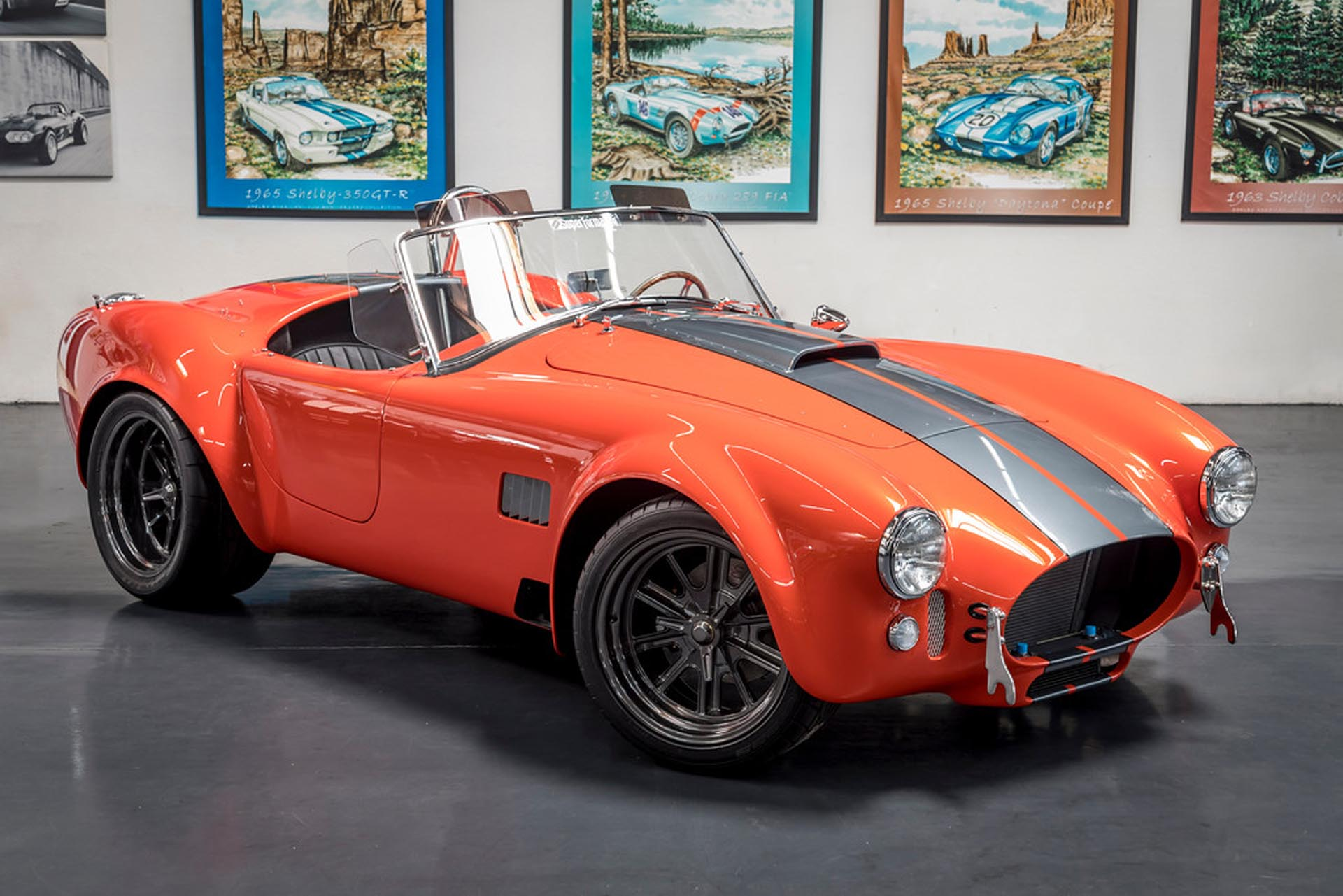 1965 Superformance MK III Convertible