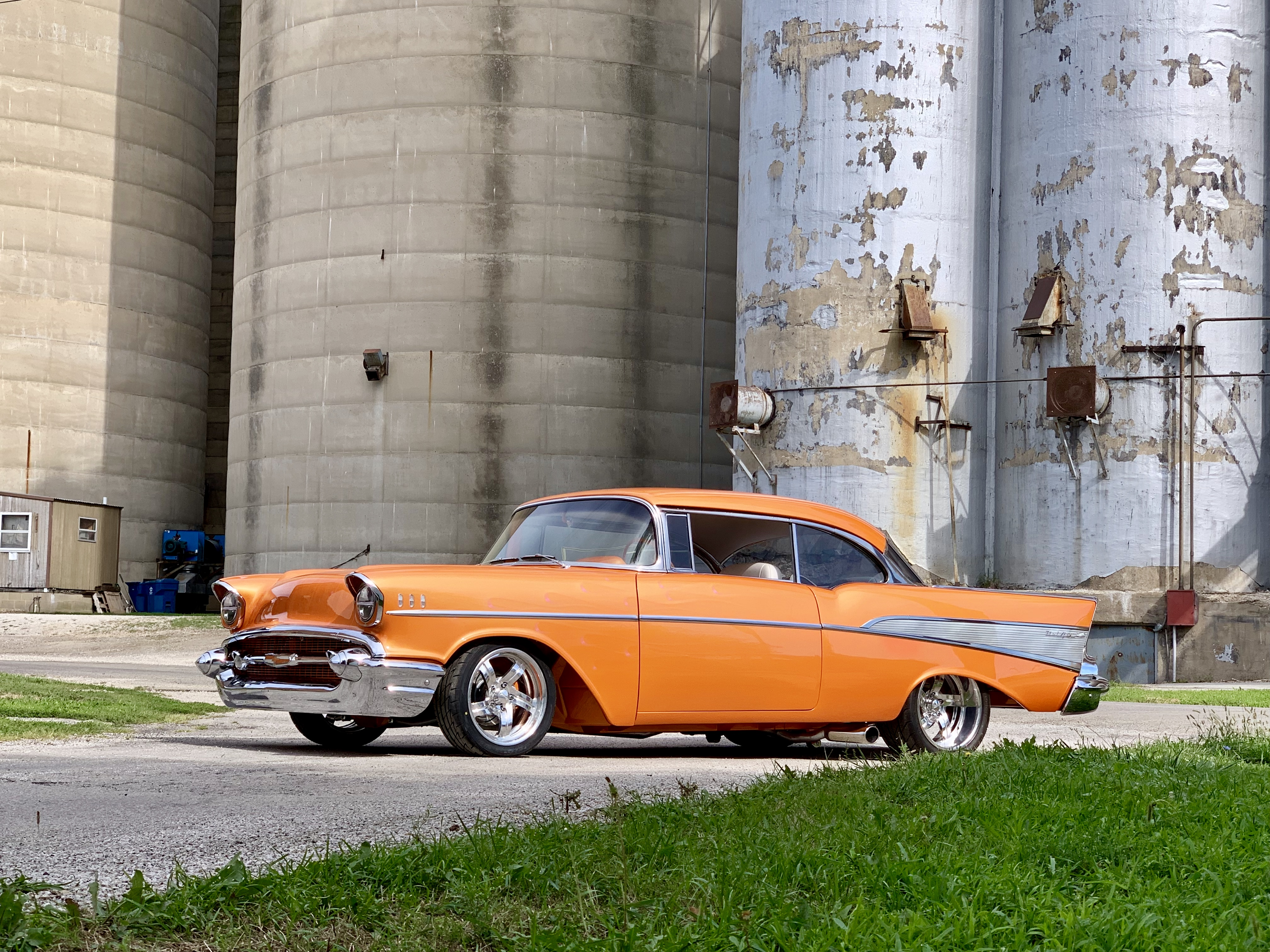 1957 Chevrolet  Bel Air Two-Door