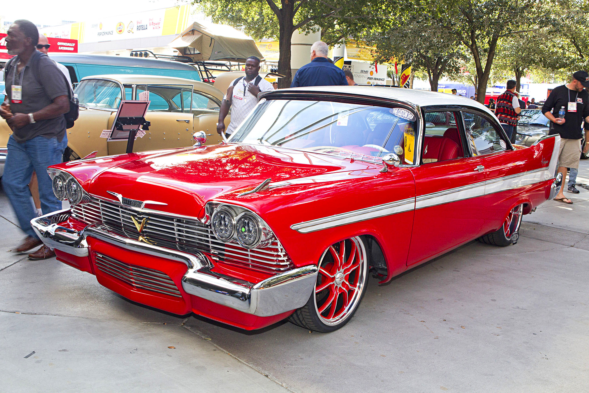 1958 Plymouth Plaza Coupe