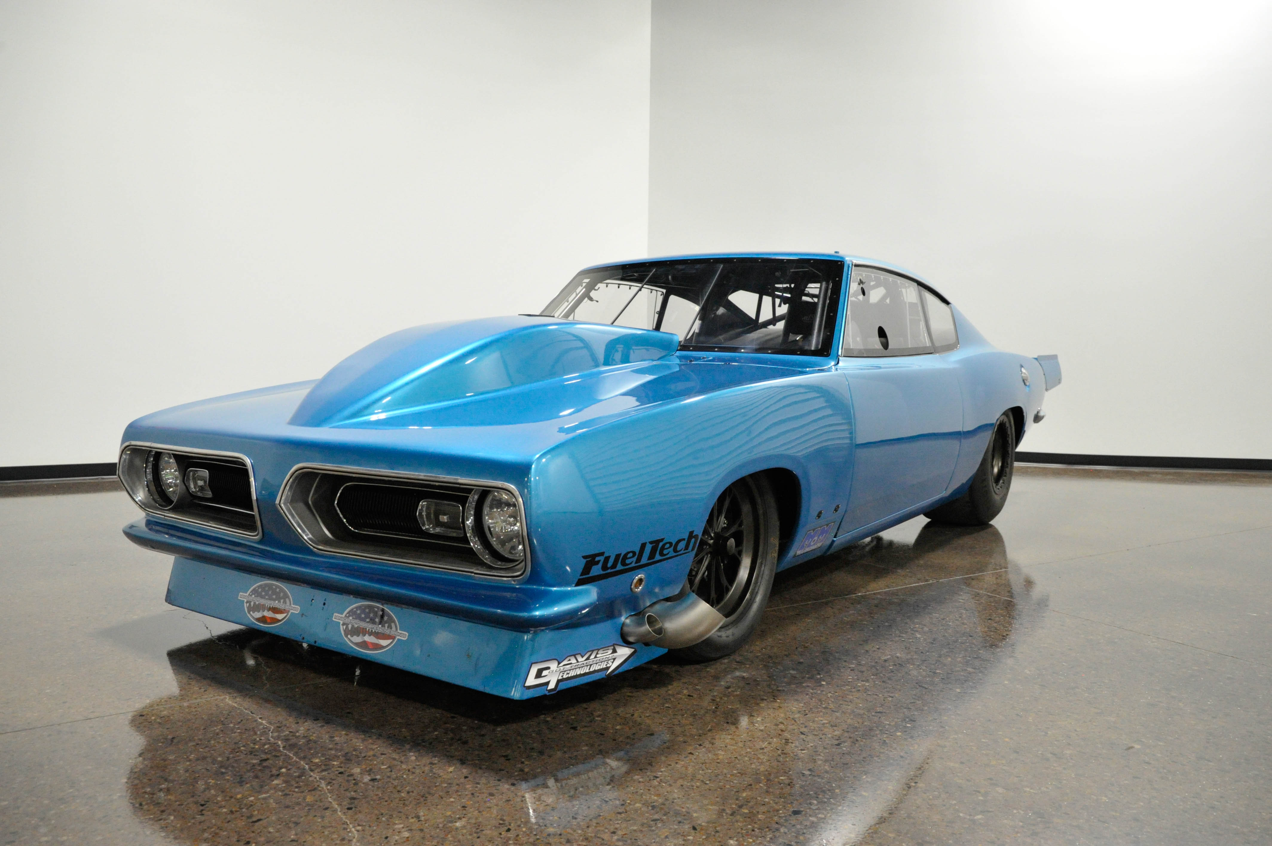 1968 Plymouth Hemi 'Cuda Race Car