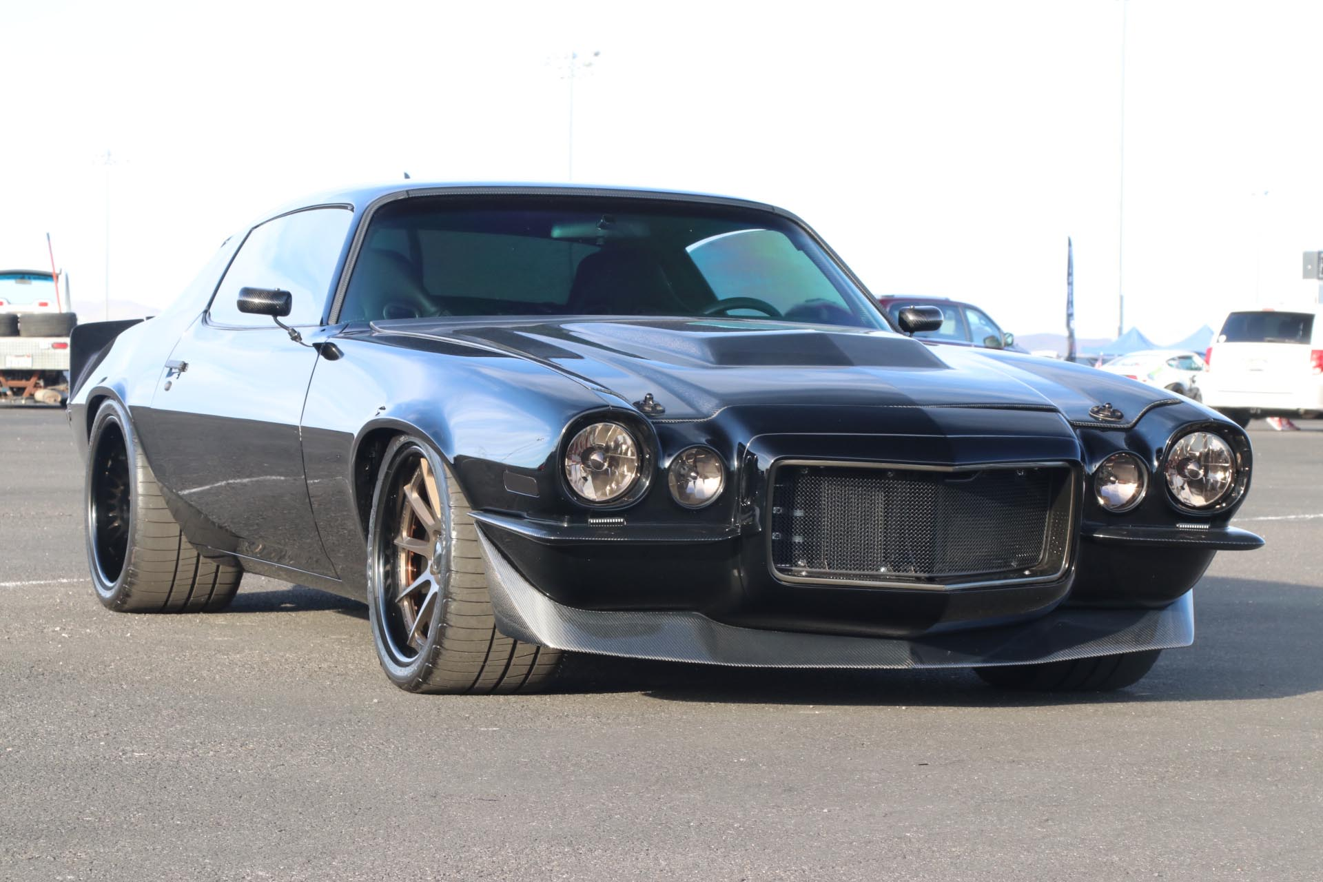 1973 Chevrolet  Camaro Z28 Coupe