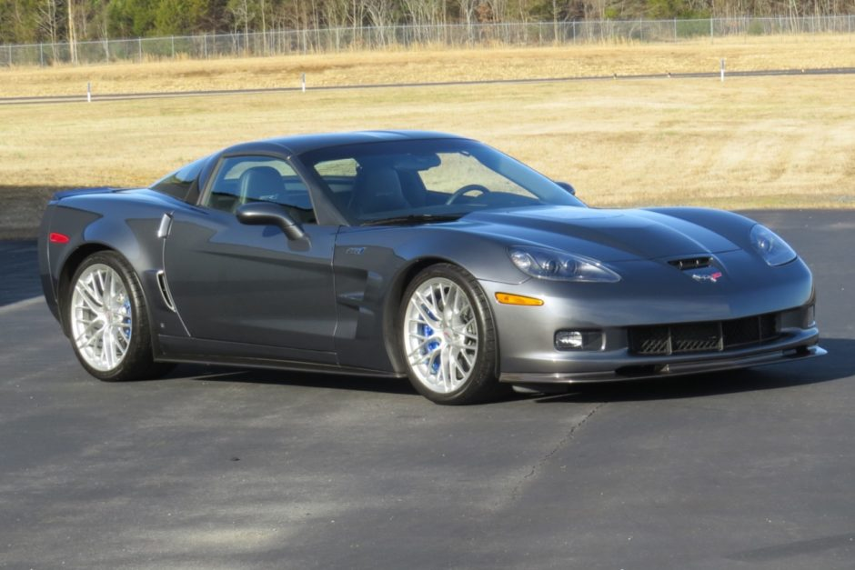 2009 Chevrolet  Corvette ZR-1 Coupe