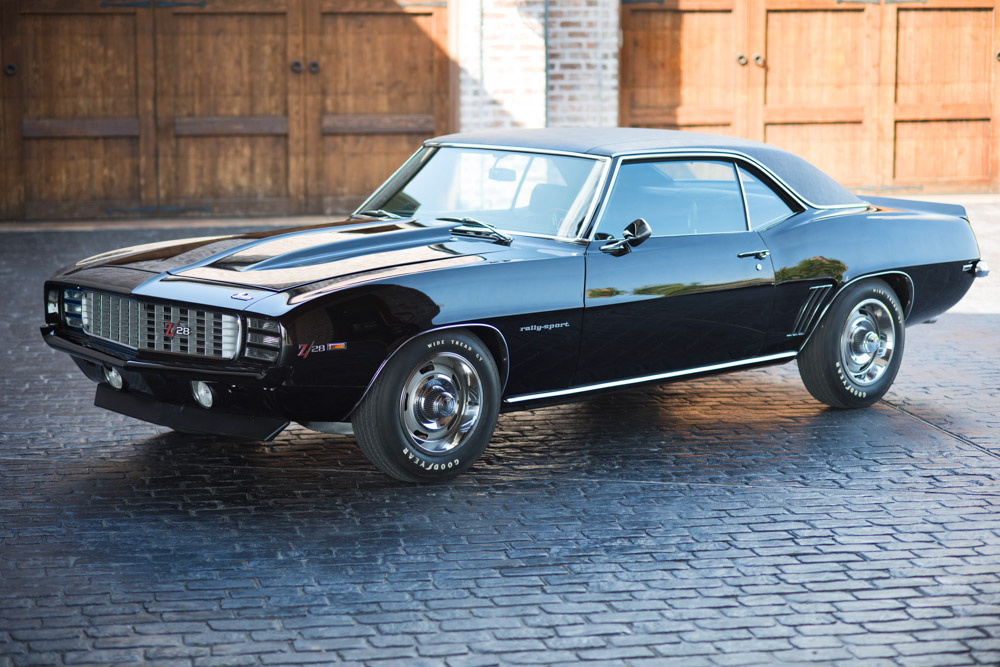 1969 Chevrolet  Camaro Z28 Coupe