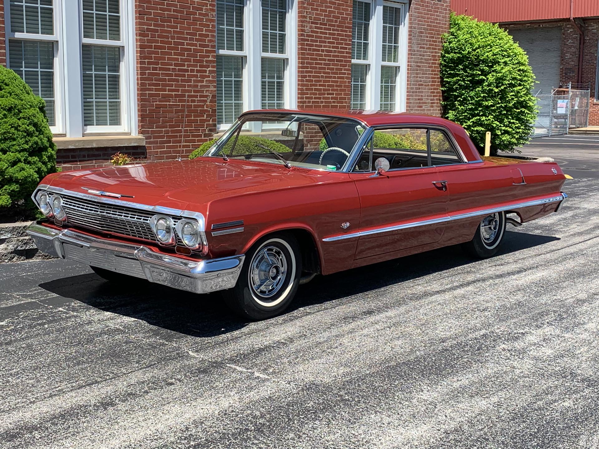 1963 Chevrolet  Impala SS Two-Door Sport Coupe