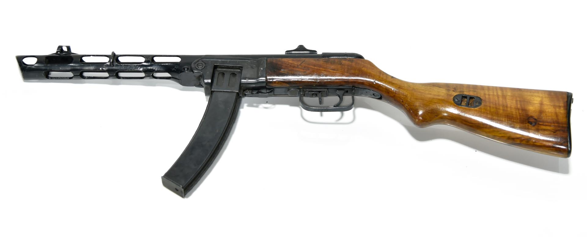 Original WWII Soviet PPSh-41 Submachine Gun