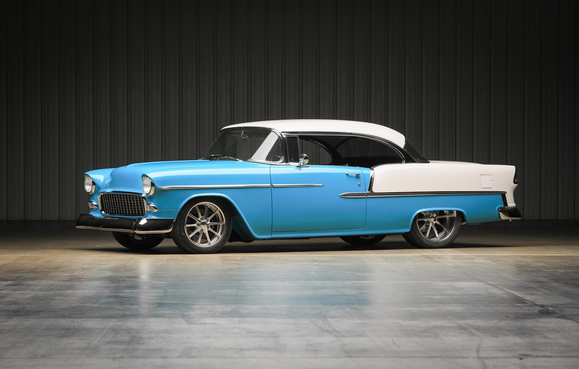 1955 Chevrolet  Bel Air Custom
