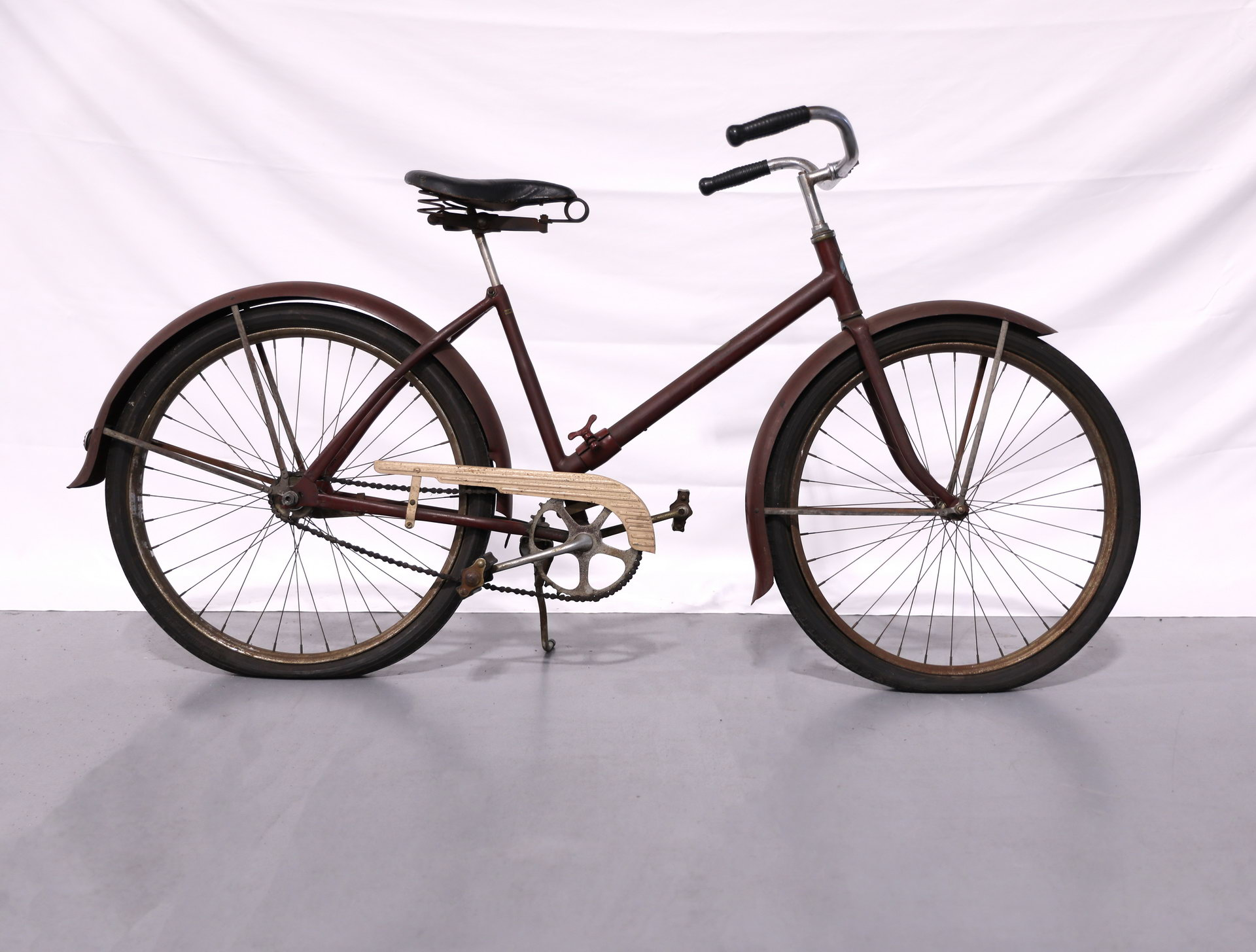 Westfield Post WWII Circa Late 1940s Compax Paratrooper Bicycle