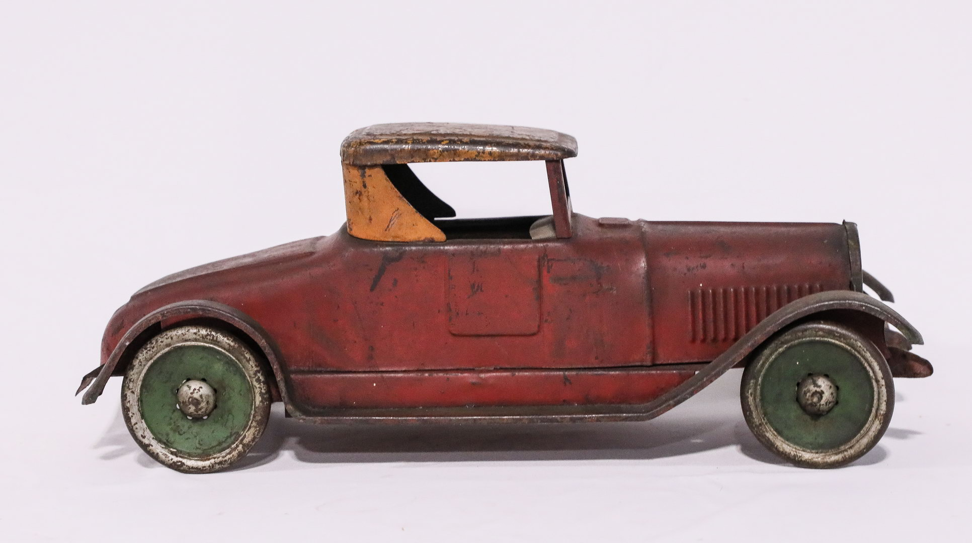 Dayton Turner Pressed Steel Toy Automobile Packard Coupe
