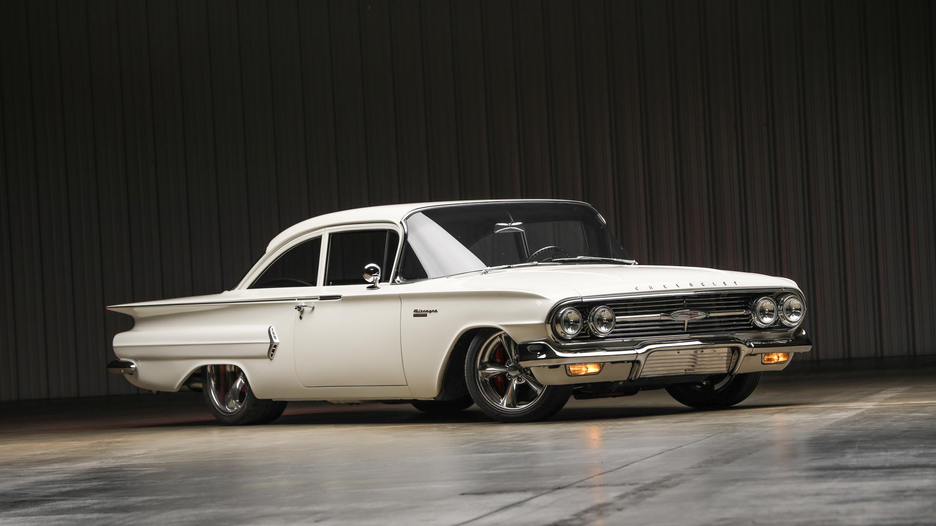 1960 Chevrolet  Biscayne Custom