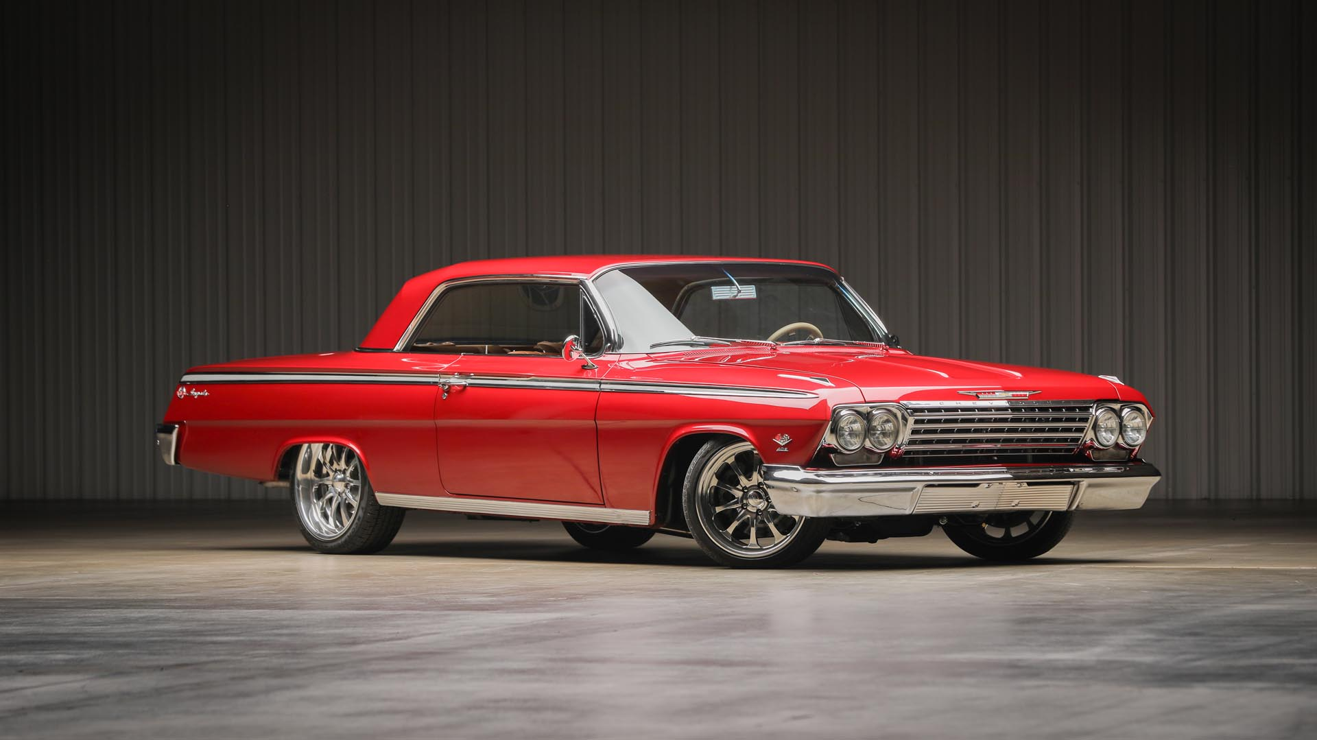 1962 Chevrolet  Impala Restomod Coupe