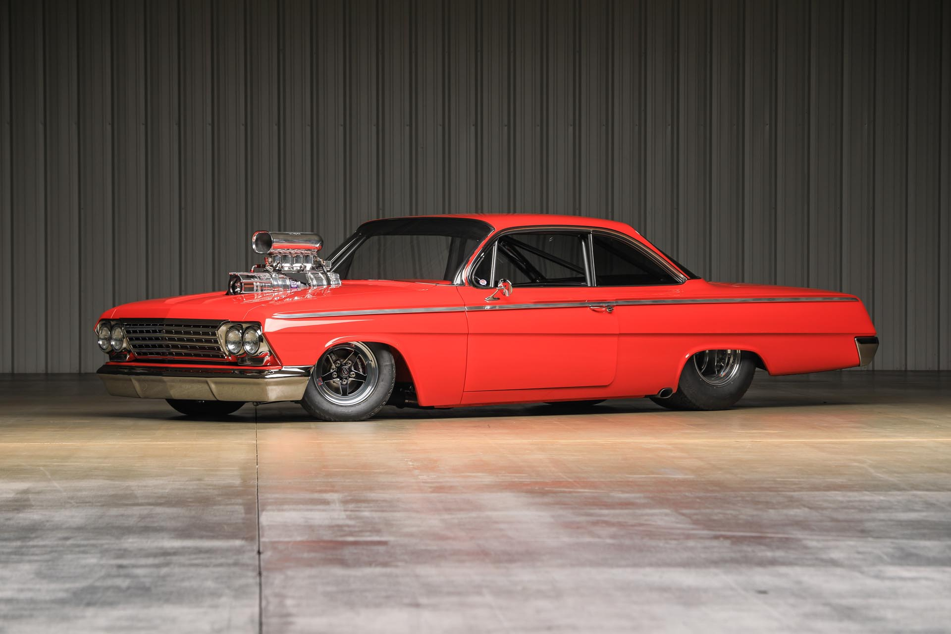 1962 Chevrolet  Bubble Top Pro-Street