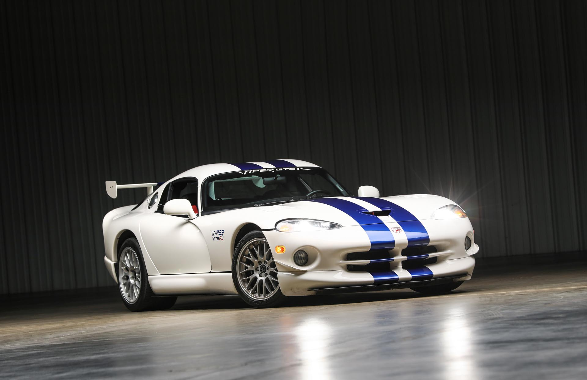 1998 Dodge  Viper GTS-R Coupe