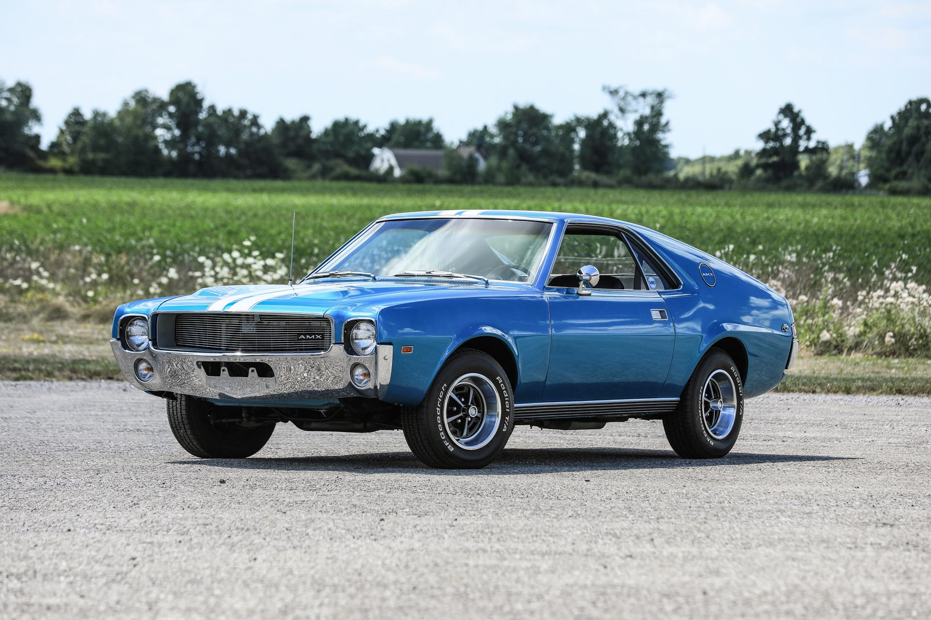 1968 AMC AMX 390 Coupe