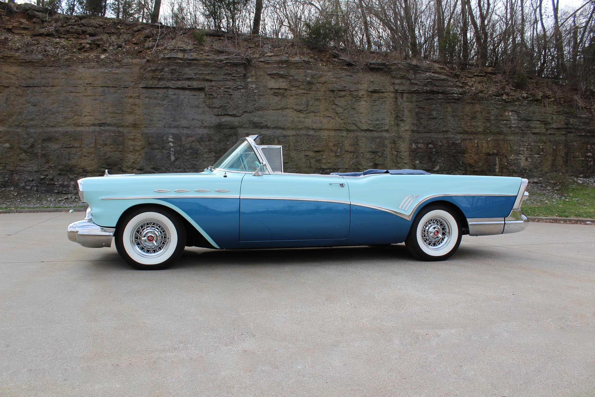 1957 Buick  Super Convertible