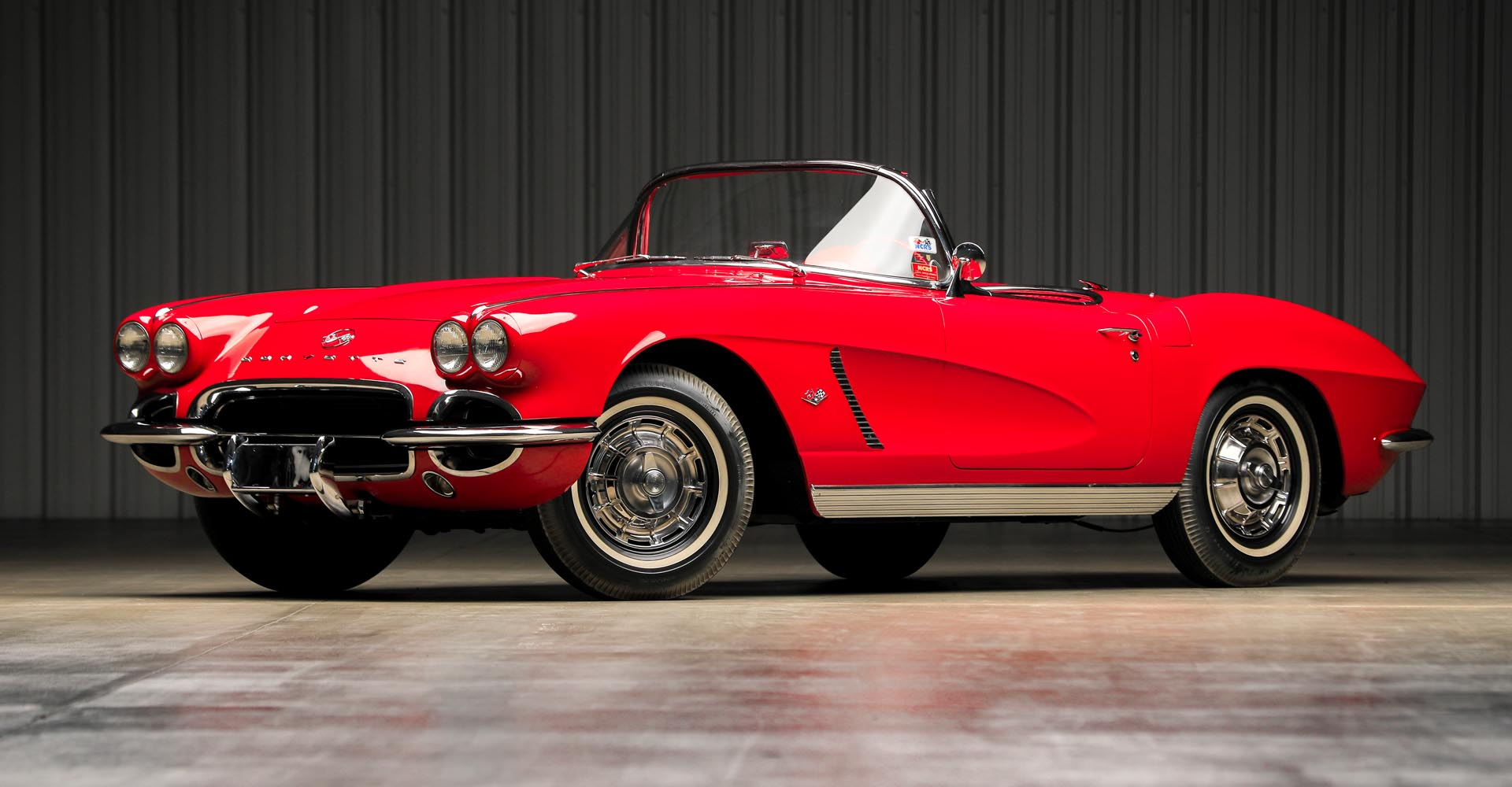 1962 Chevrolet  Corvette 327/340 Roadster