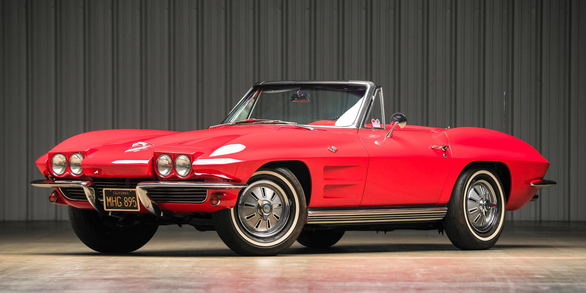 1964 Chevrolet  Corvette 327/300 Roadster