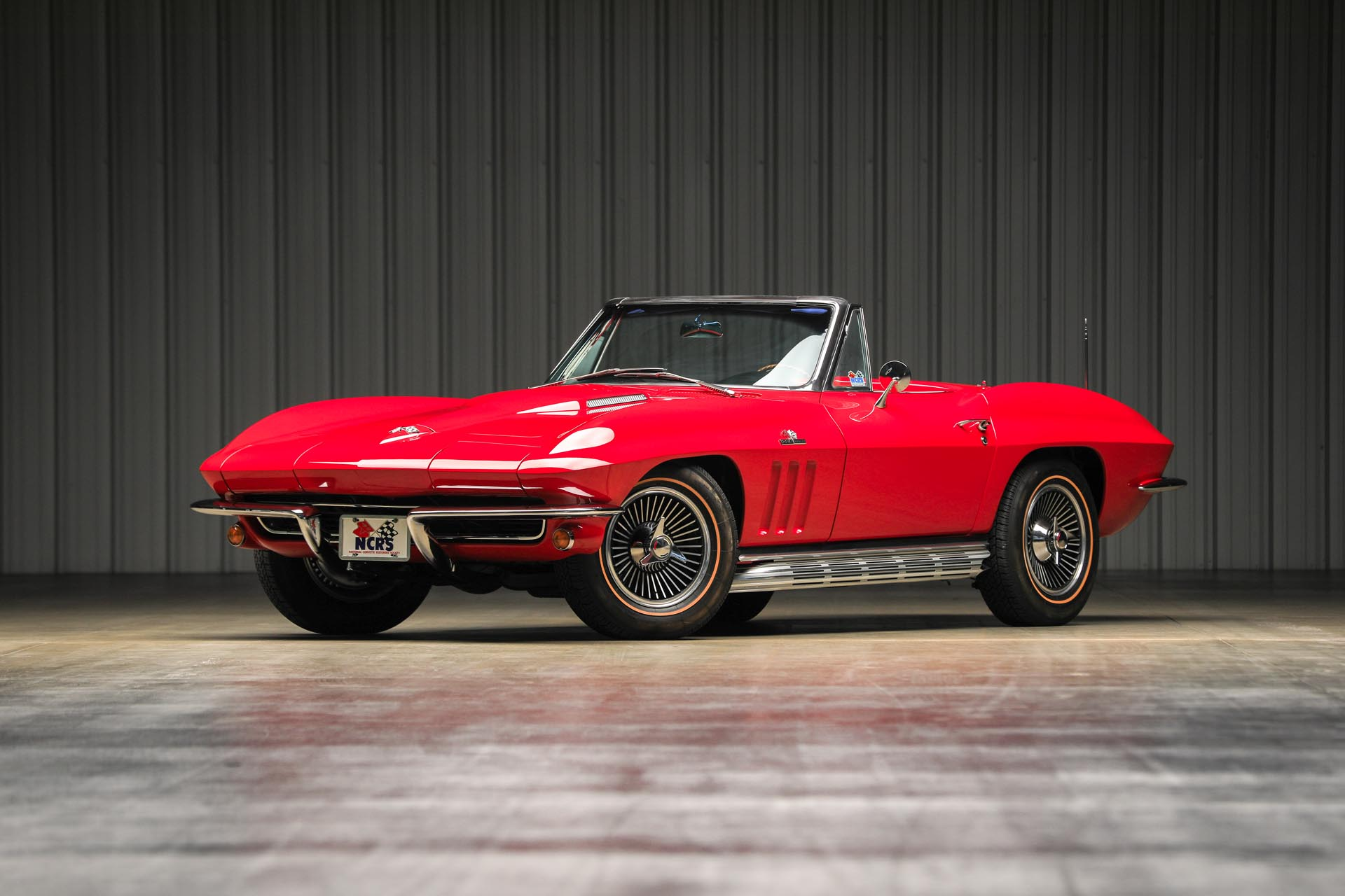 1965 Chevrolet  Corvette 396/425 Roadster