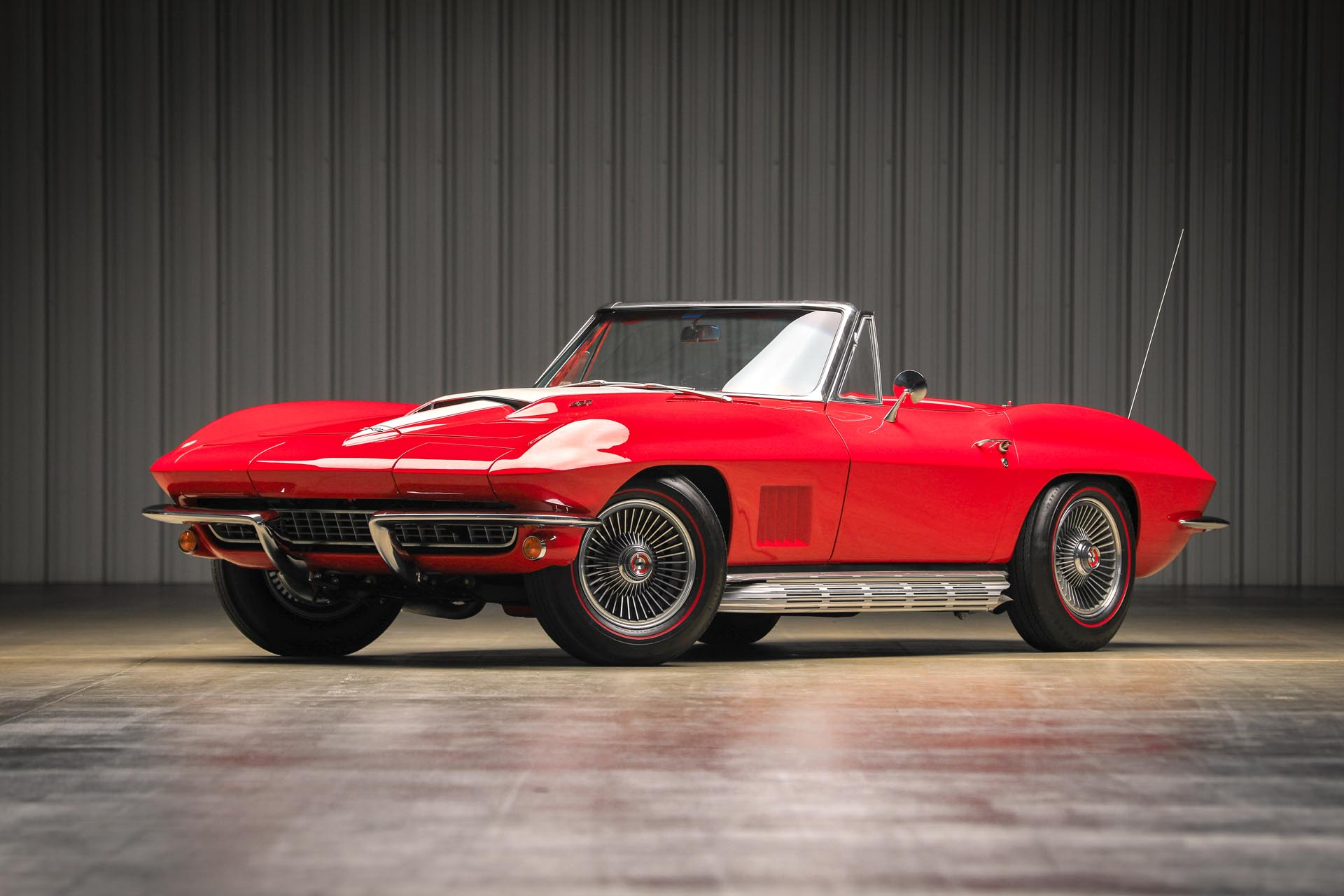 1967 Chevrolet  Corvette 427/435 Roadster