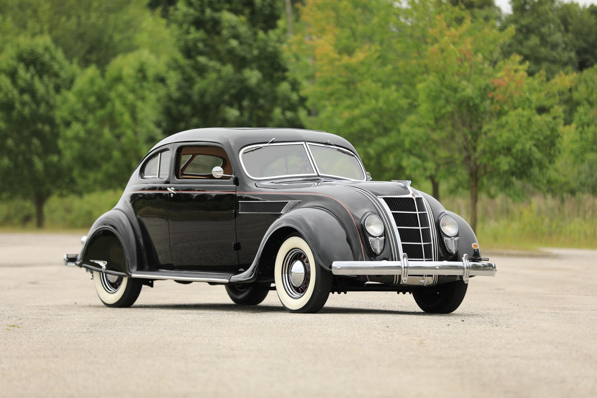1935 Chrysler  Airflow Coupe
