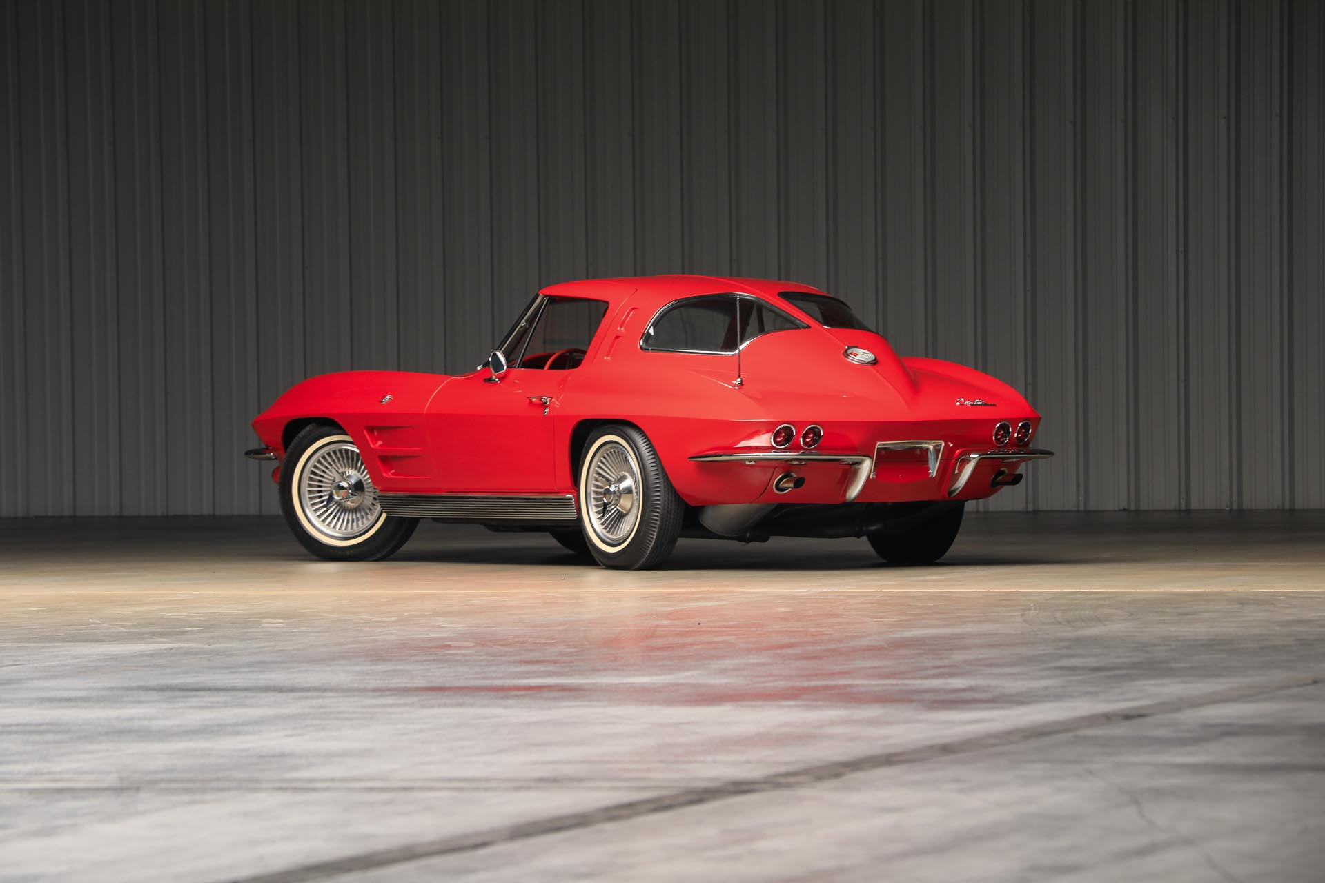 "1963 Chevrolet  Corvette 327/340 ""Split-Window"" Coupe"