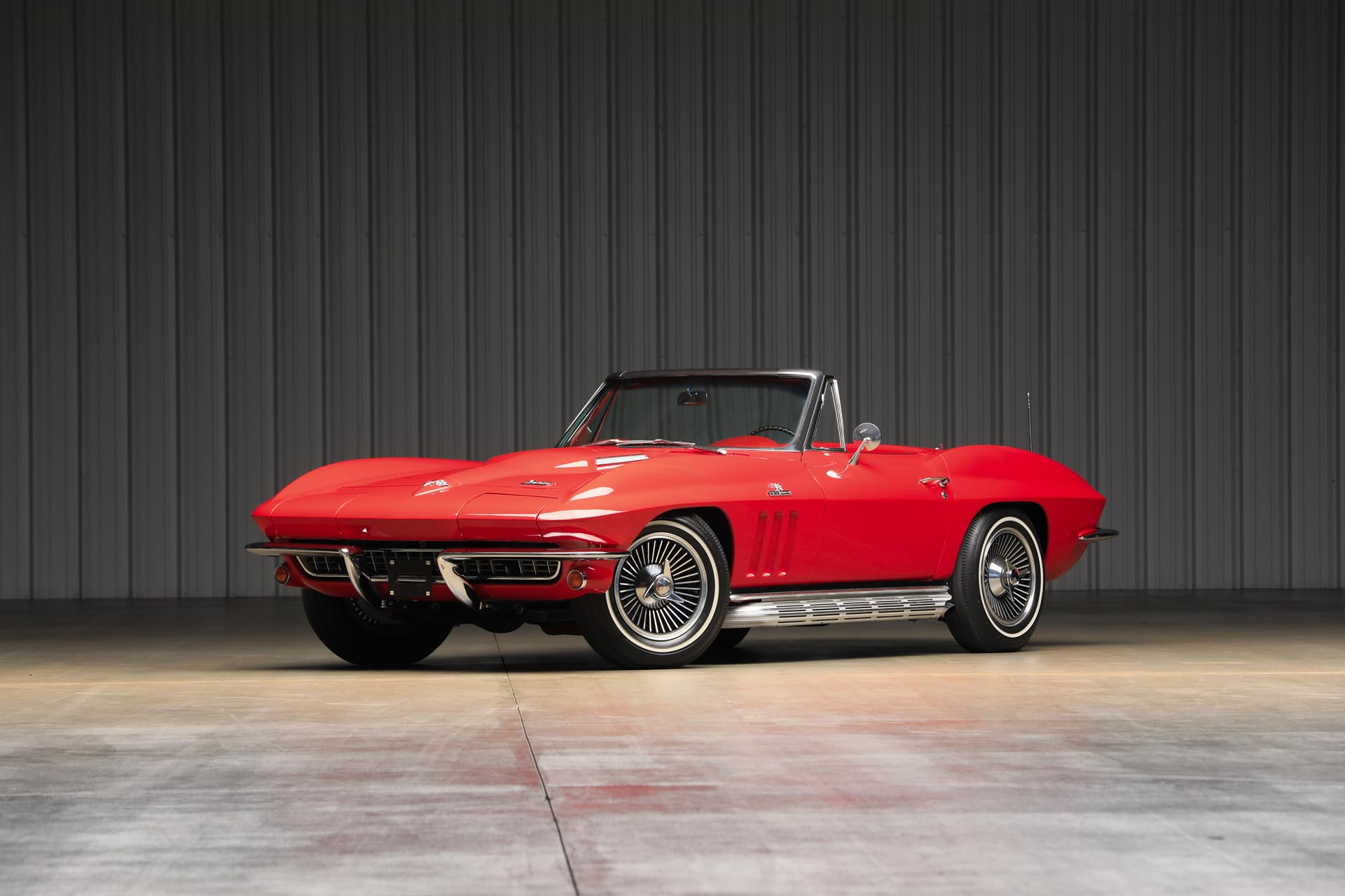 1966 Chevrolet  Corvette 427/425 Roadster