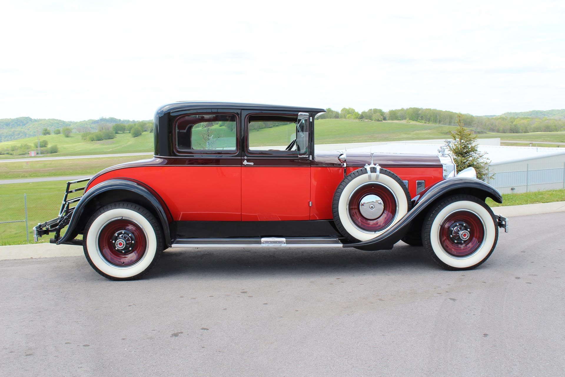 1929 Packard 640 Custom Eight 'Opera' Coupe