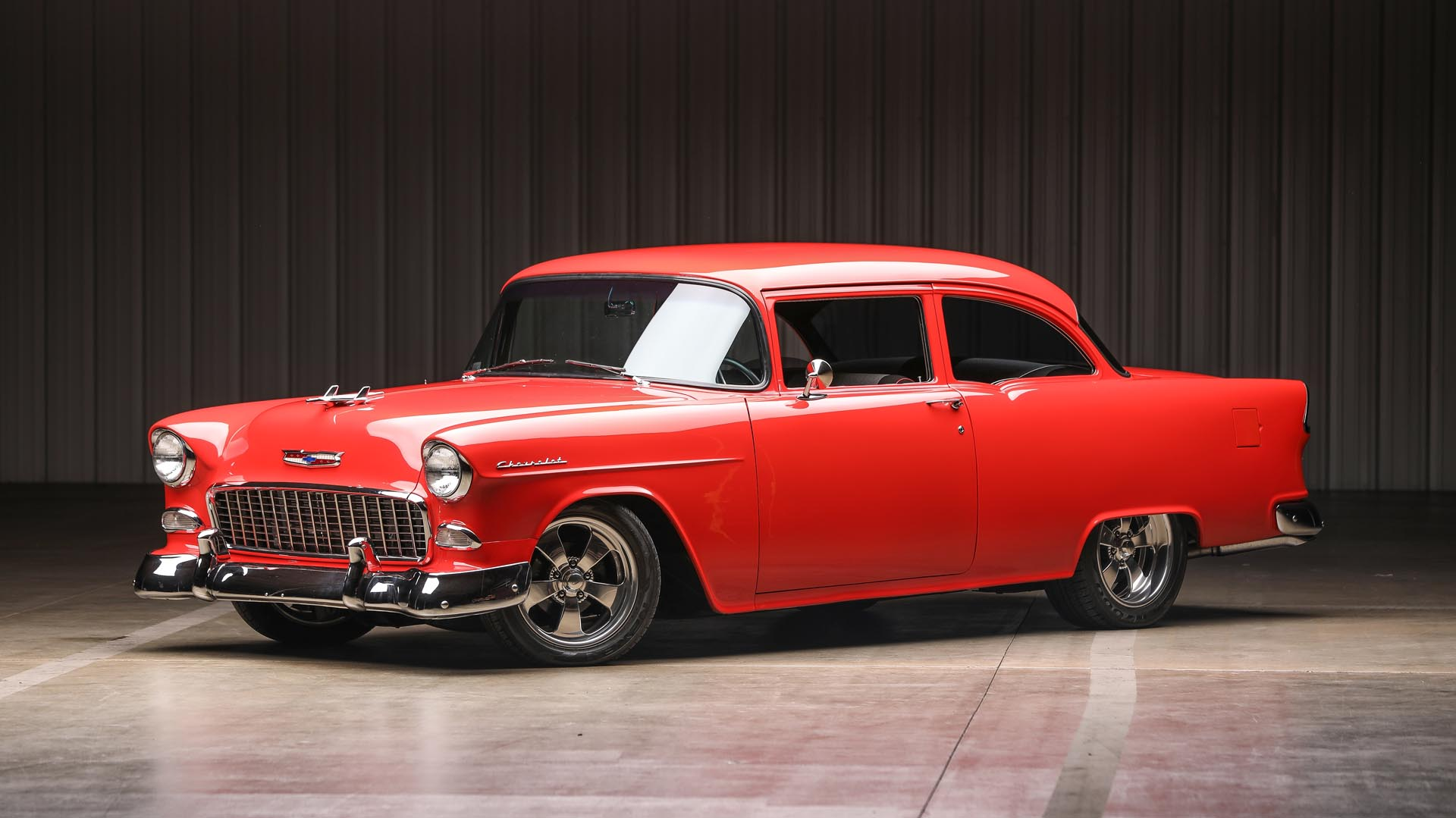 1955 Chevrolet  One-Fifty Bel Air RestoMod