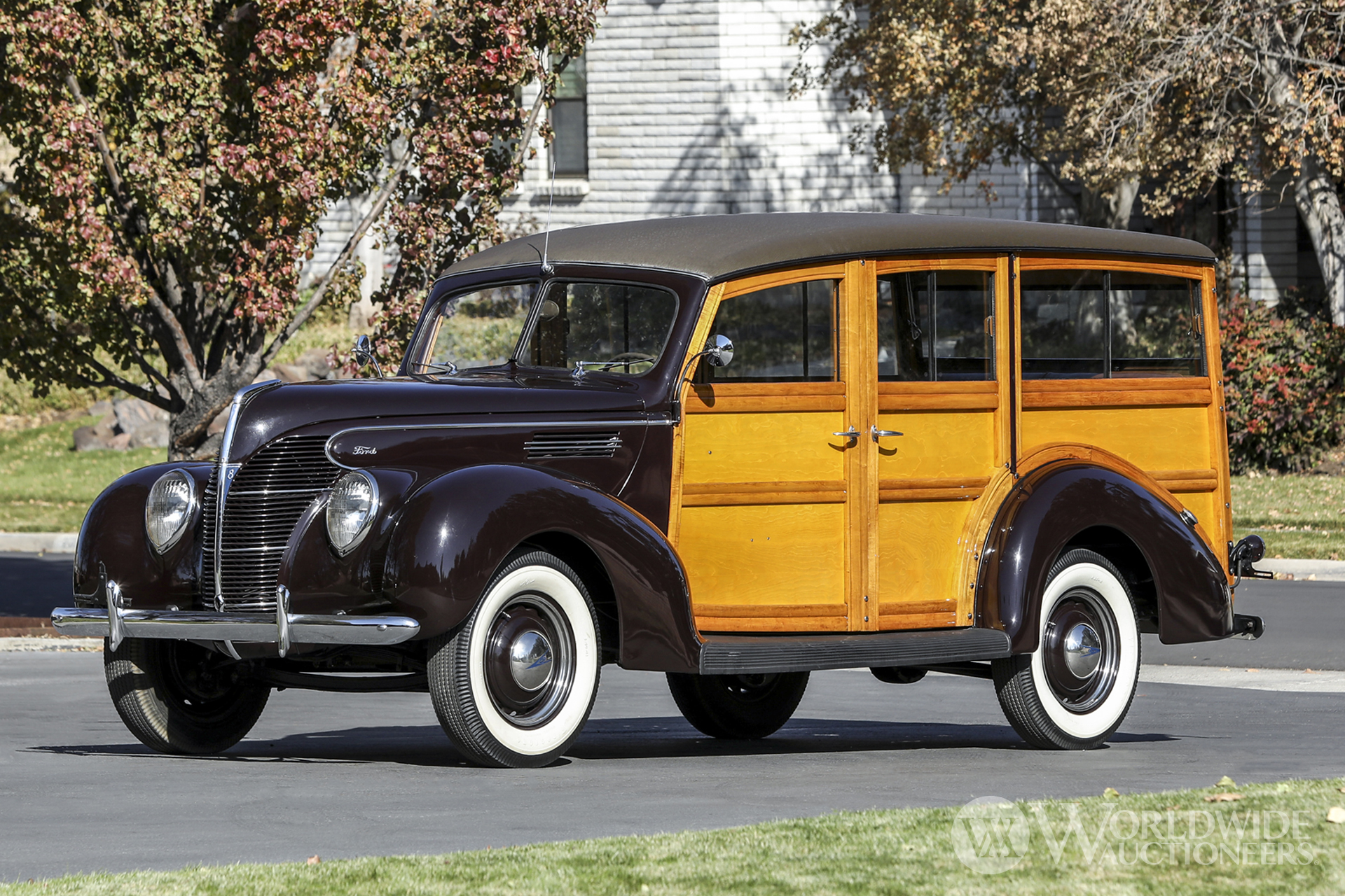 1939 Ford Standard Station Wagon