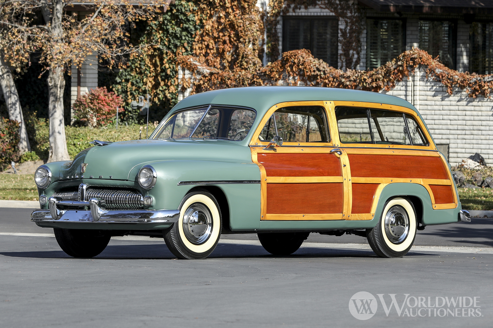 1949 Mercury Series 9CM Station Wagon