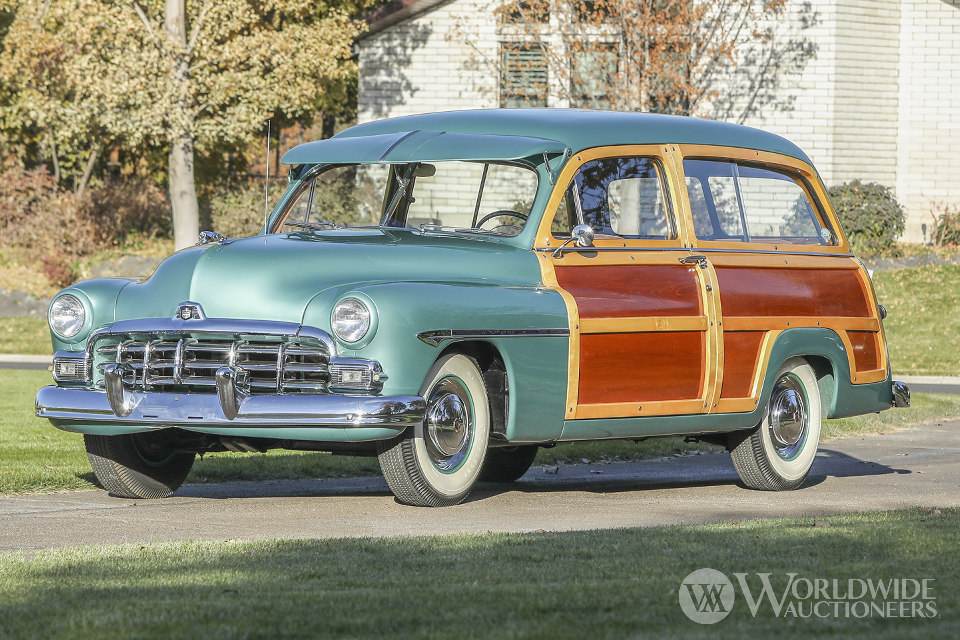 1950 Monarch  Station Wagon