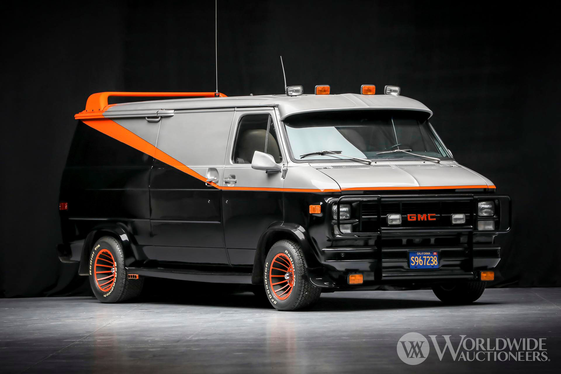 1979 Chevrolet  2500 'A-Team' Van