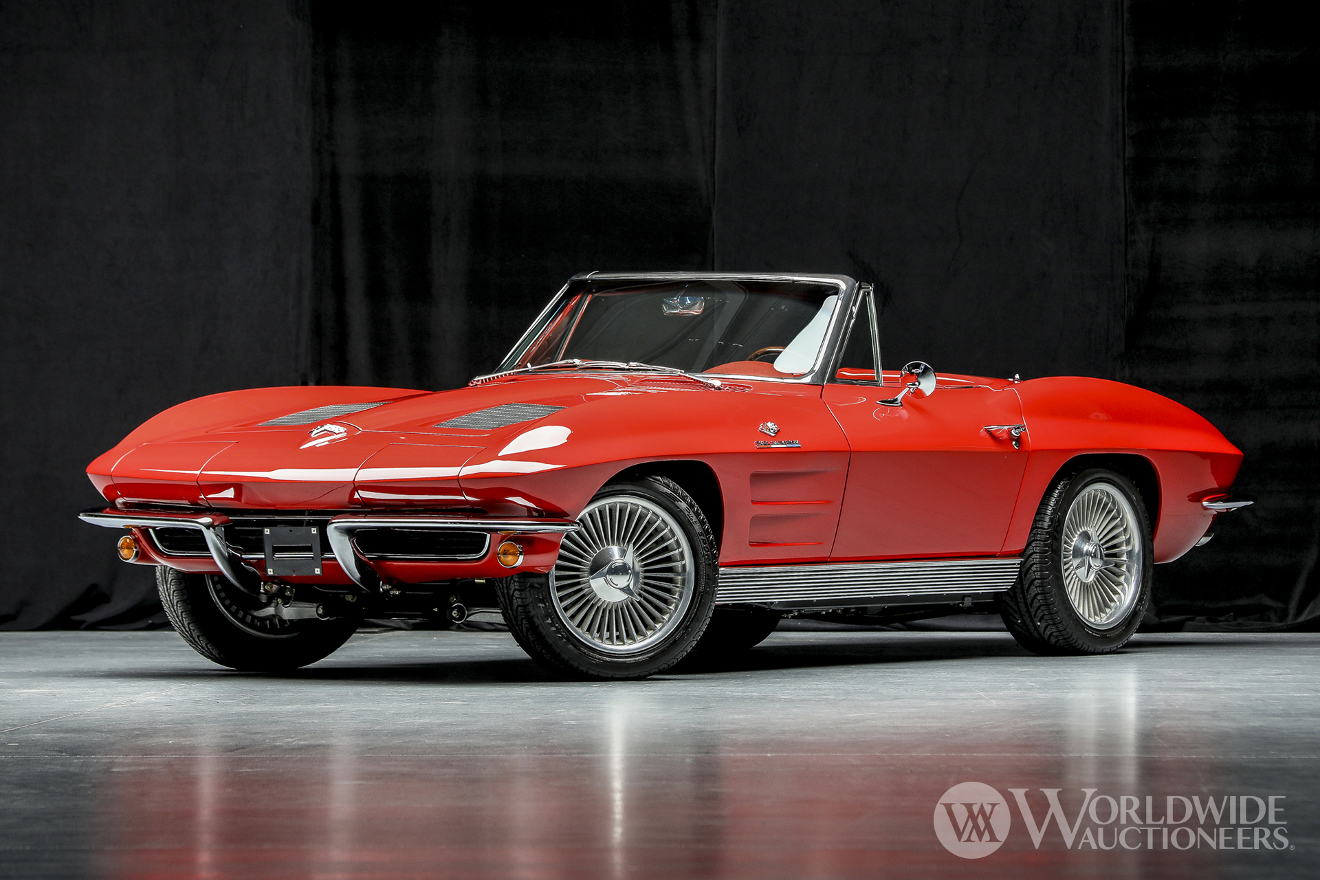 1963 Chevrolet  Corvette Sting Ray RestoMod Roadster