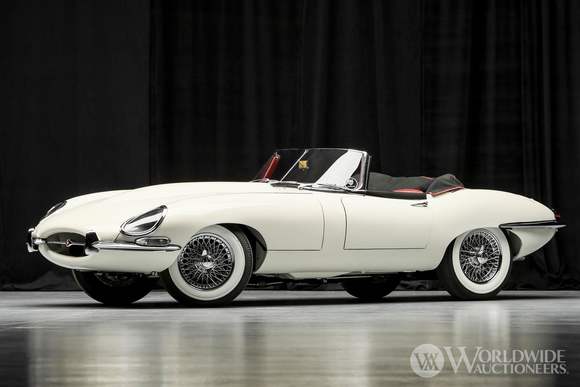 1965 Jaguar E-Type Series I OTS