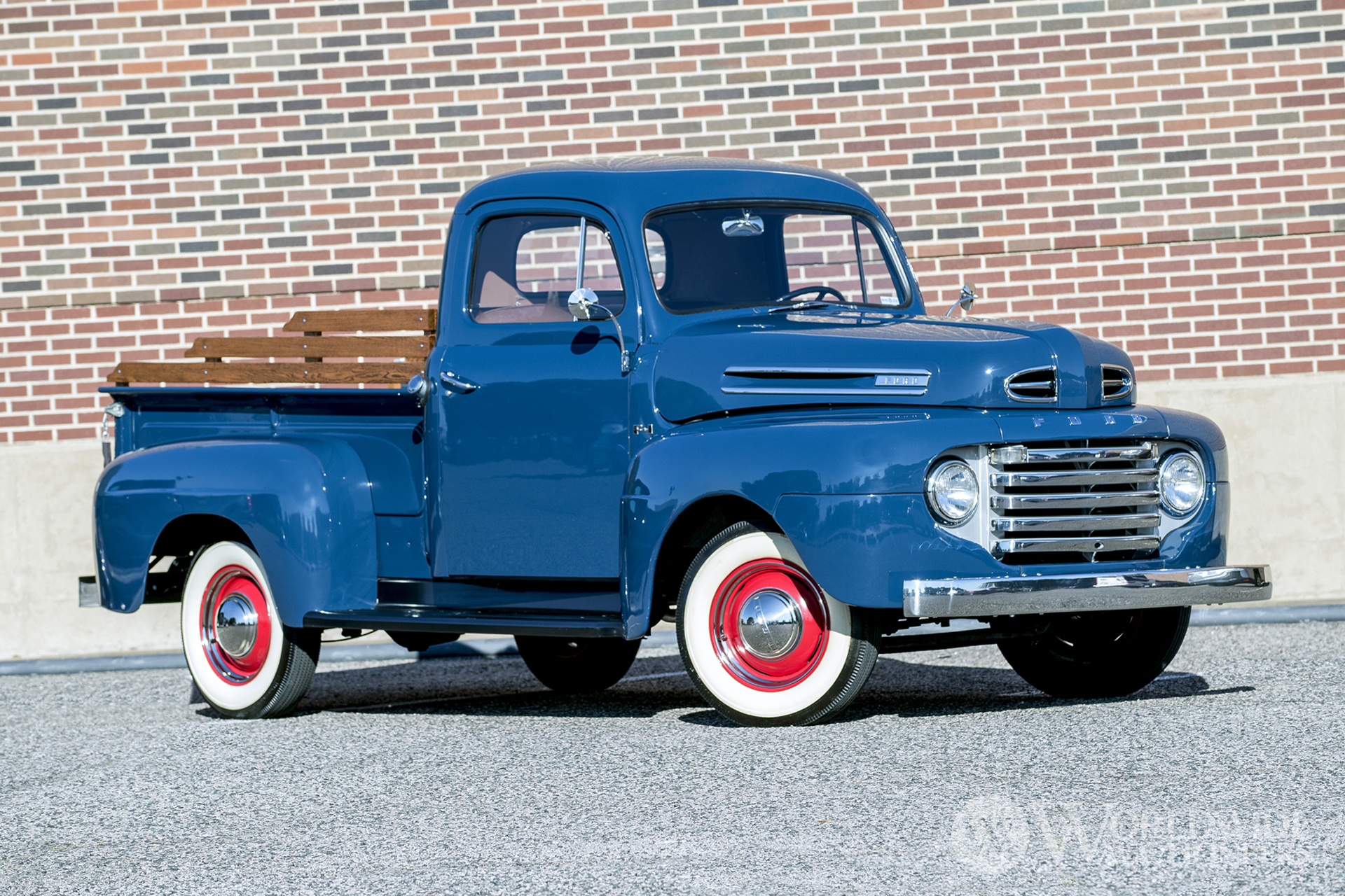 1949 Ford F1 1/2-Ton Pickup