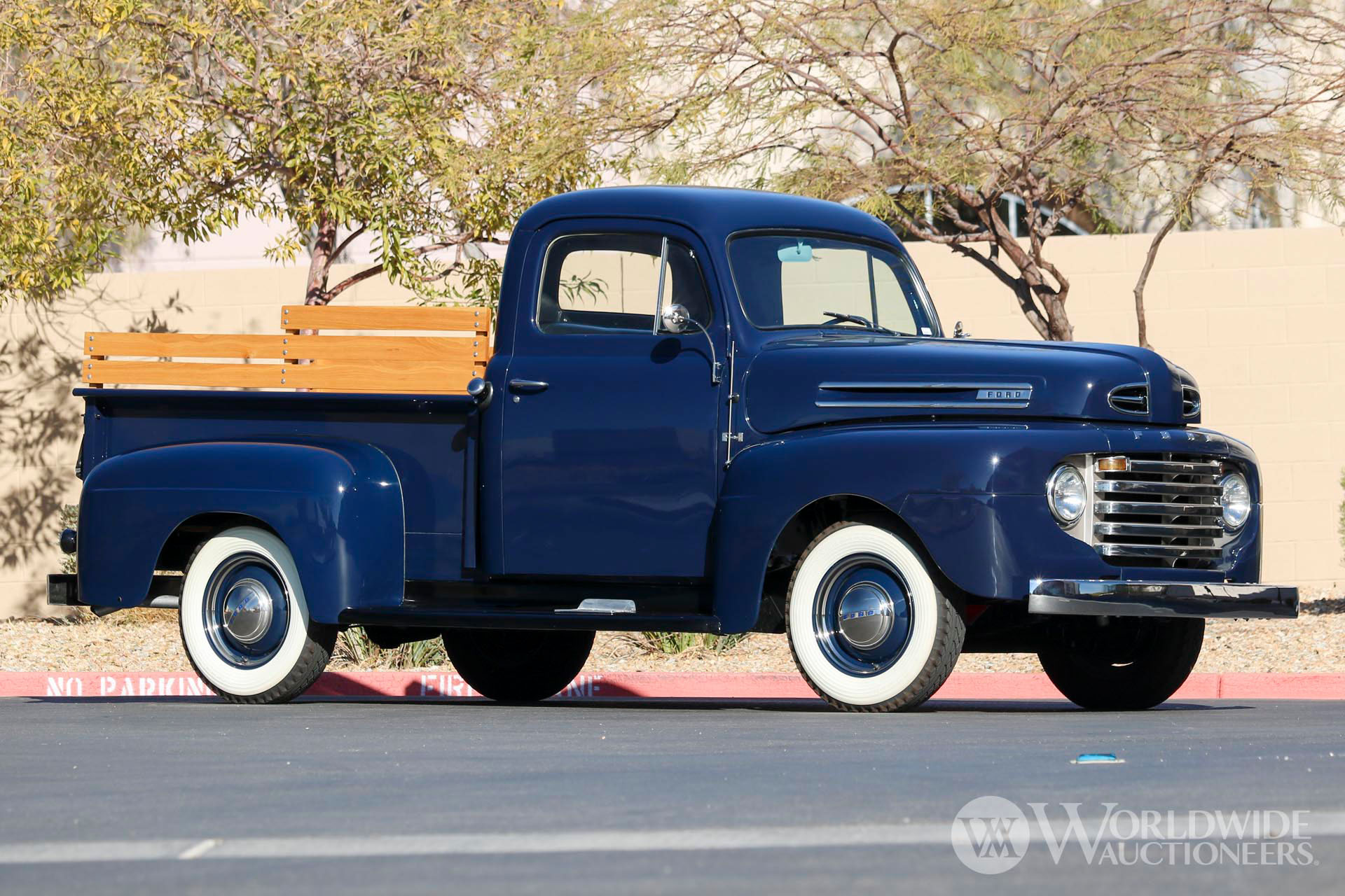 1950 Ford F1 1/2-Ton Pickup