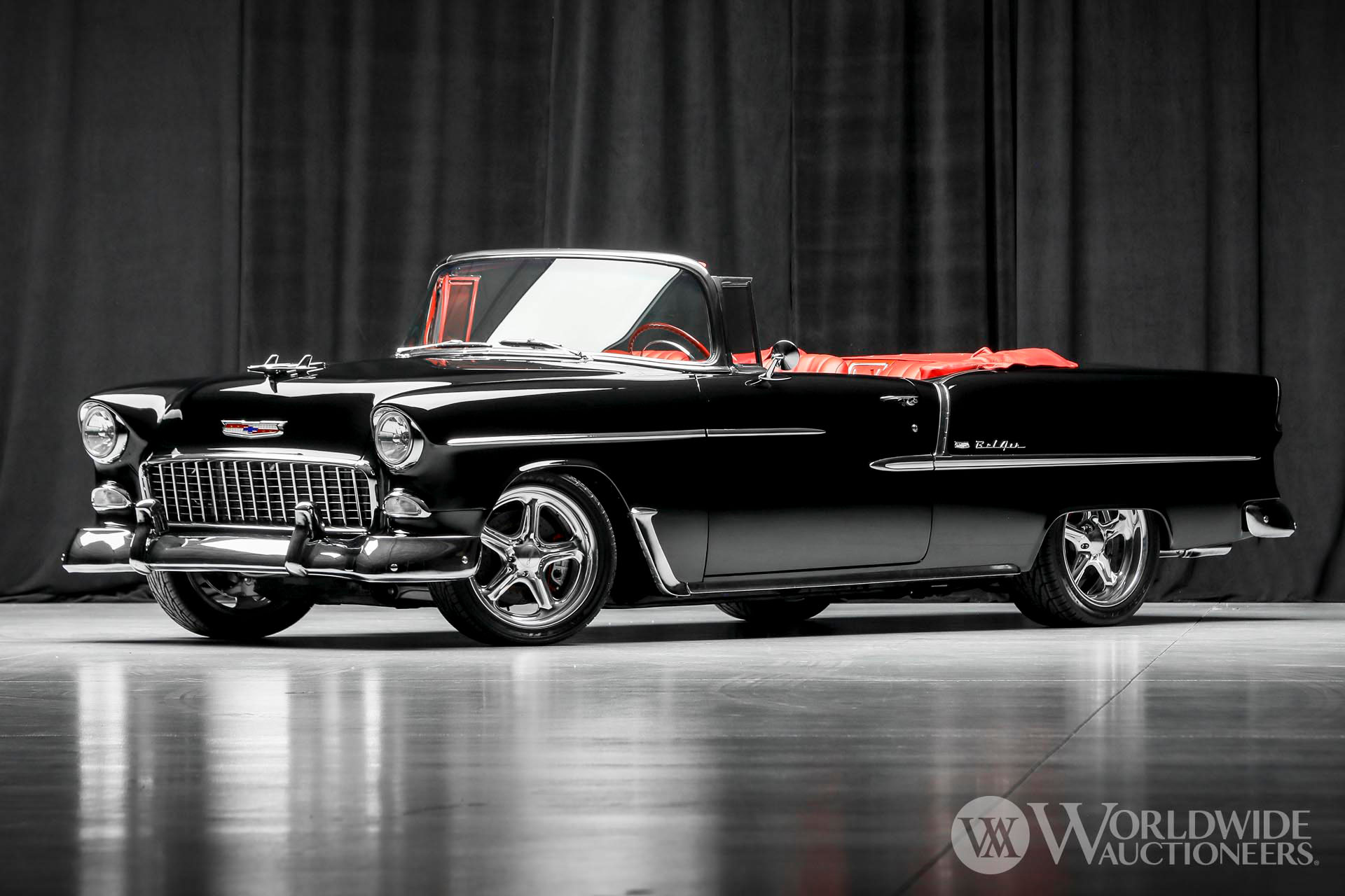 1955 Chevrolet  Bel Air RestoMod Convertible