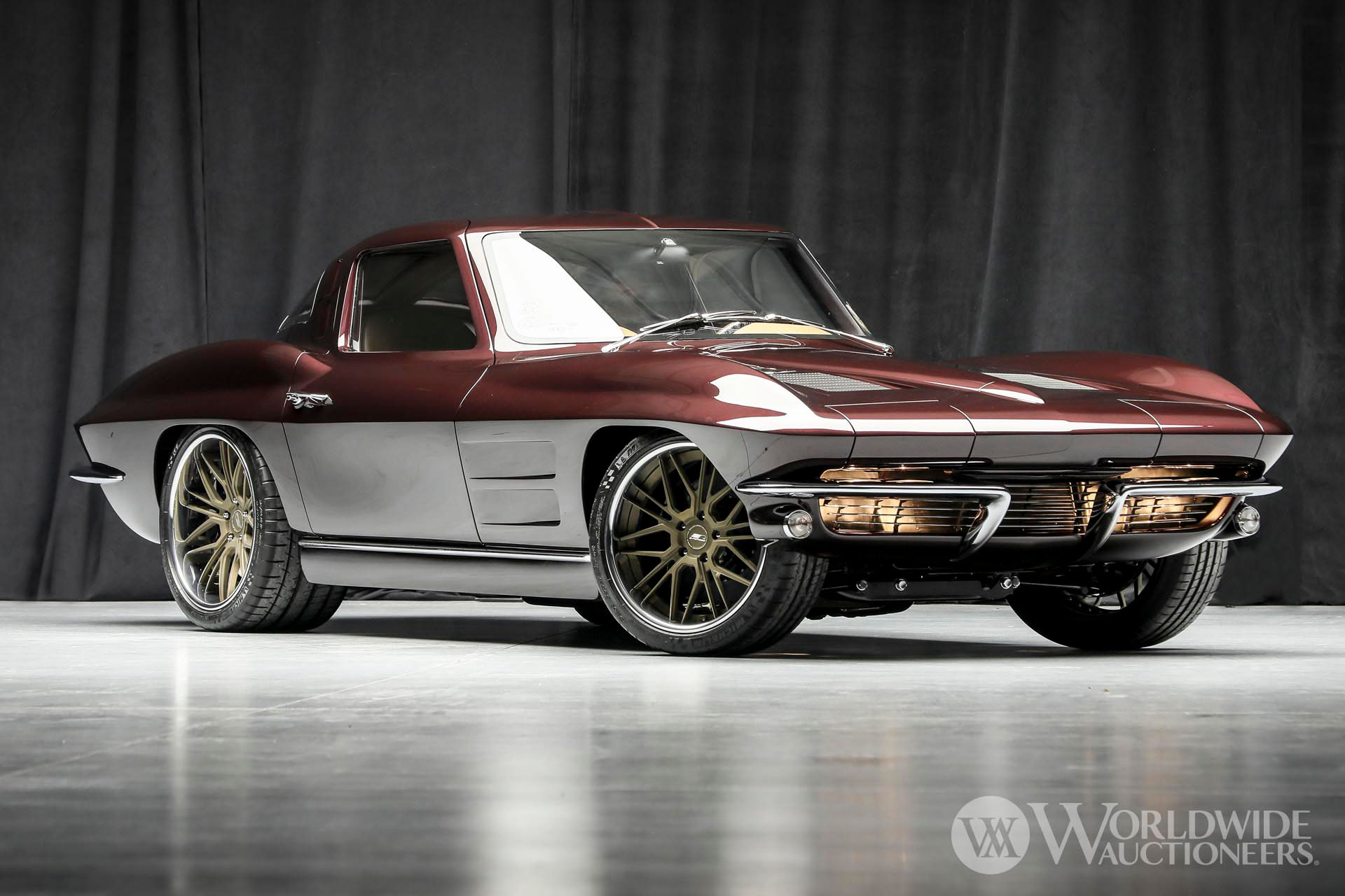 1963 Chevrolet  Corvette RestoMod Coupe